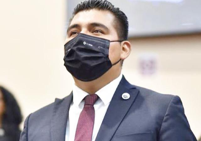 Va diputado local Nahúm Álvarez por candidatura a la alcaldía de Ixtaczoquitlán