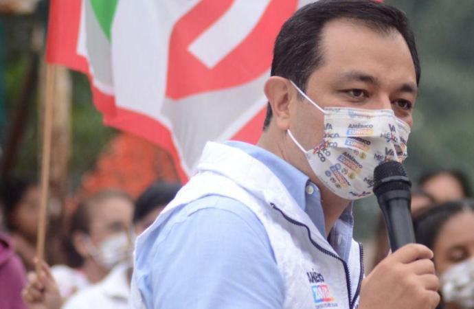 Inseguridad en Xalapa, por falta de trabajo y desarrollo económico: Américo Zúñiga