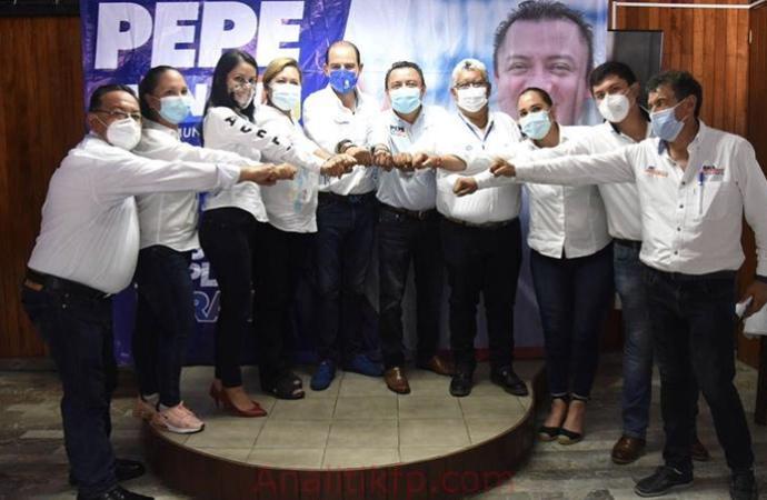 Denuncia Marko Cortés persecución política contra los liderazgos y candidatos del PAN y la coalición Va por Veracruz