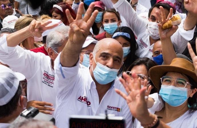 Obra y desarrollo para Xalapa, mi compromiso: Ricardo Ahued