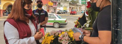 La unión de esfuerzos debe generar bienestar a la población: Carmen MORA
