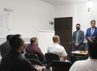 Imparte FGE curso de especialización en homicidio doloso en Tantoyuca