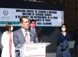 Celebra el diputado Minatitleco Sergio Gutiérrez Luna aumento de recursos para salud en el Presupuesto de Egresos 2022