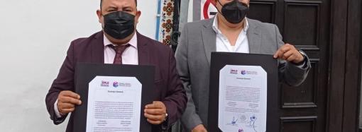 Seré un aliado de Veracruz, por encima de siglas partidistas: Enrique Santos