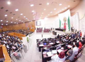 Aprueba LXV Legislatura desaparición del Ayuntamiento de Mixtla de Altamirano