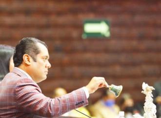 Descarta Sergio Gutiérrez Luna polémica con el Gobernador