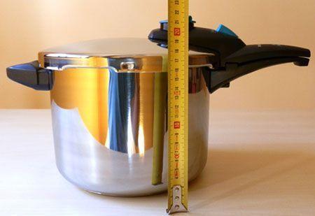dimensiones Fagor rapid Xpress 6 litros