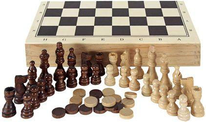 tablero ajedrez Aquamarine Games