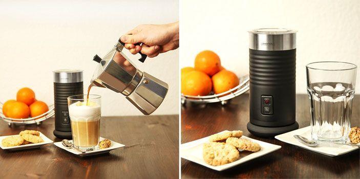 Emulsionador de leche Arendo Milkloud