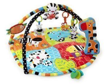 gimnasio bebe kids ii mantita actividades animalitos