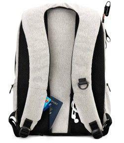 Mochila antirrobo- lifepack atras