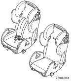 silla 123 con y sin arnés