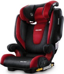 Monza Nova Seatfix Recaro silla grupo 2-3