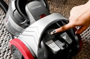 aspiradora trineo ecoextreme regulable