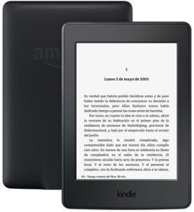 lector de ebook e-reader Kindle Paperwhite