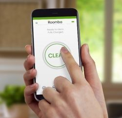 app iRobot home roomba
