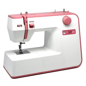 maquina de coser Alfa STYLE 20