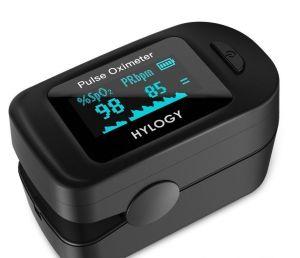 hylogy pulsioxímetro