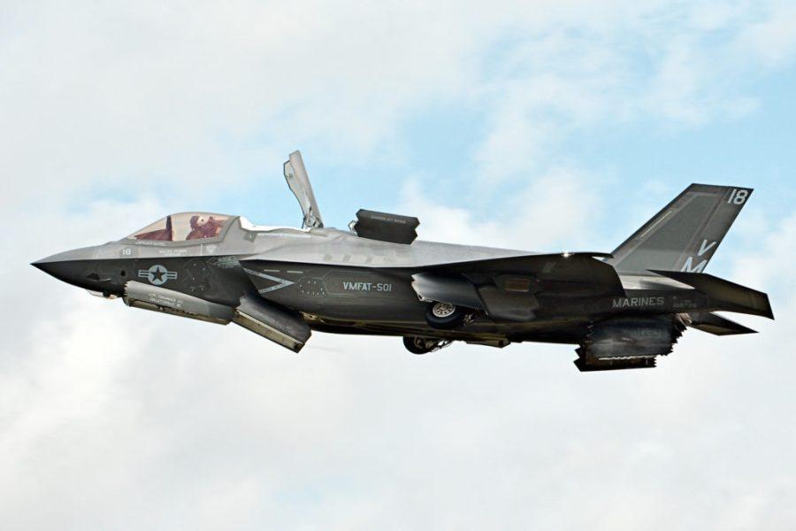 La opinión de los pilotos del F-35B