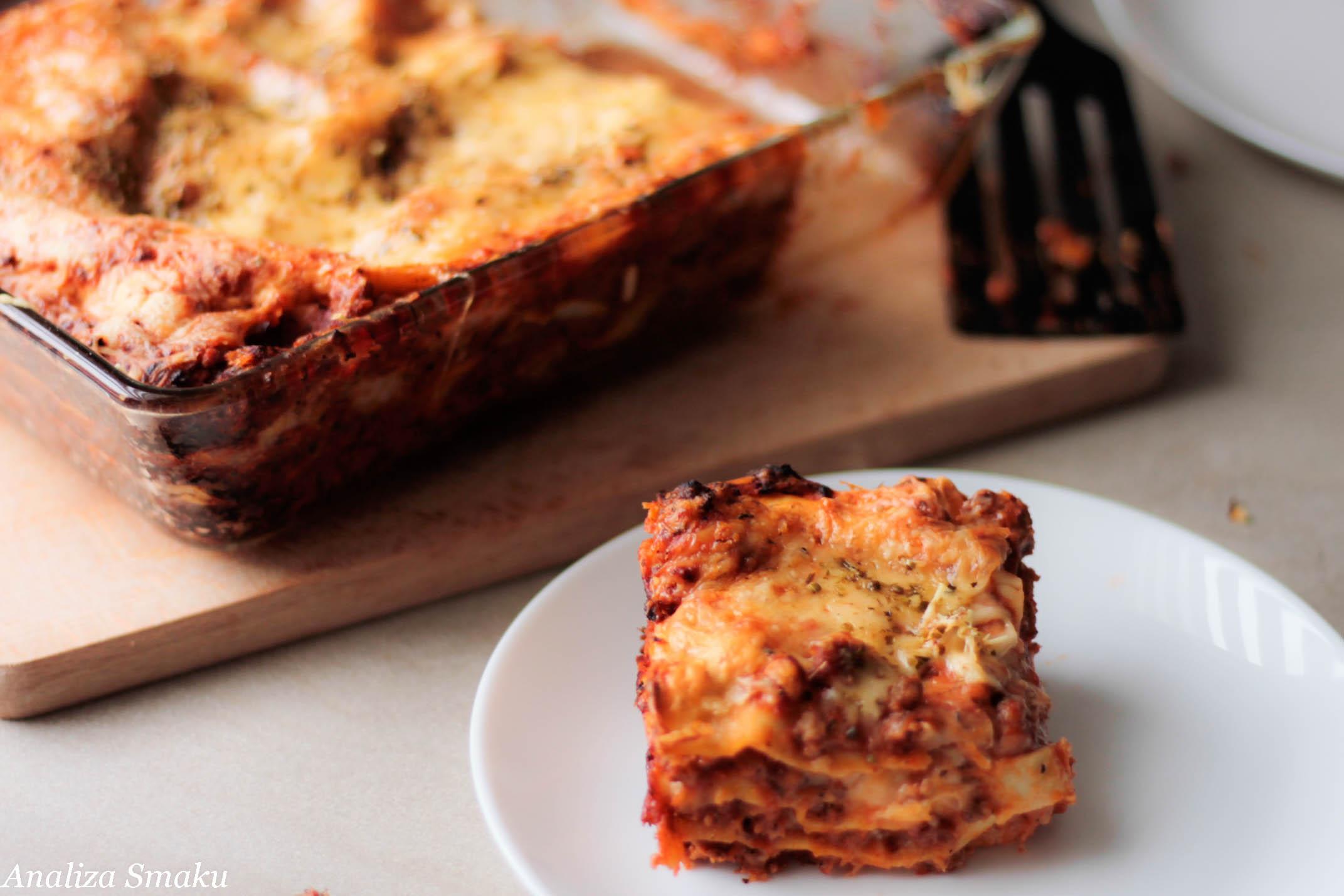 Klasyczna Lasagne Analiza Smaku Tutaj Liczy Sie Smak