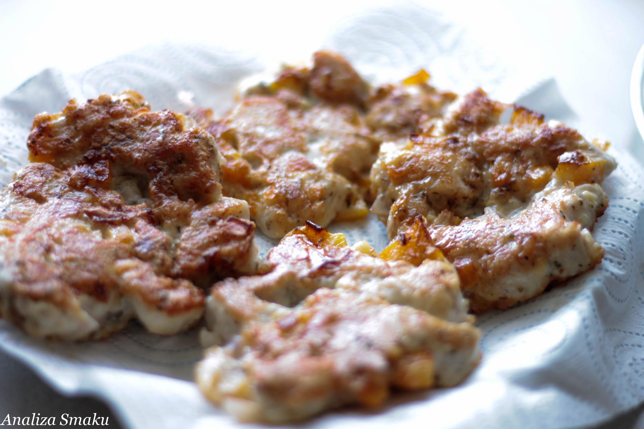 Siekane kotleciki z kurczaka