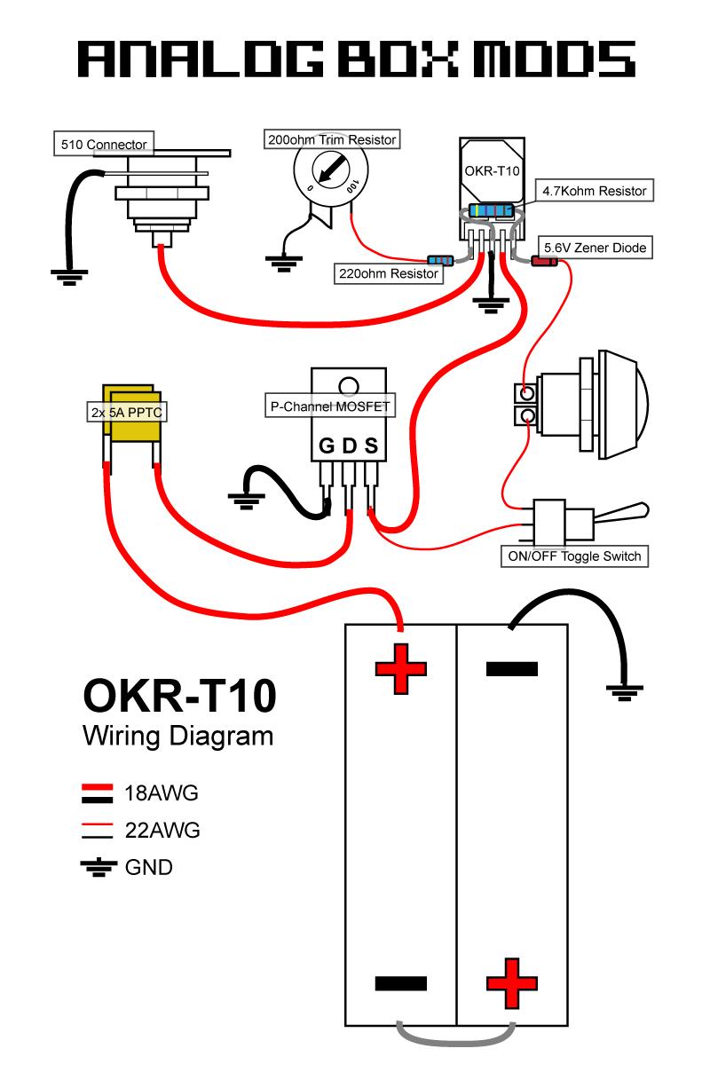 Diy Vape Mod Box Wiring Diagram Raptor. . Wiring Diagram Hammond E Cig Box Mod Wiring Diagram on