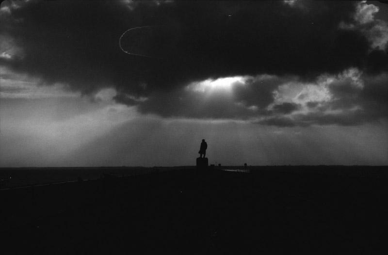 afsluitdijk, analoge fotografie, analoog, analoge kiekjes, fotografie, zwart-wit