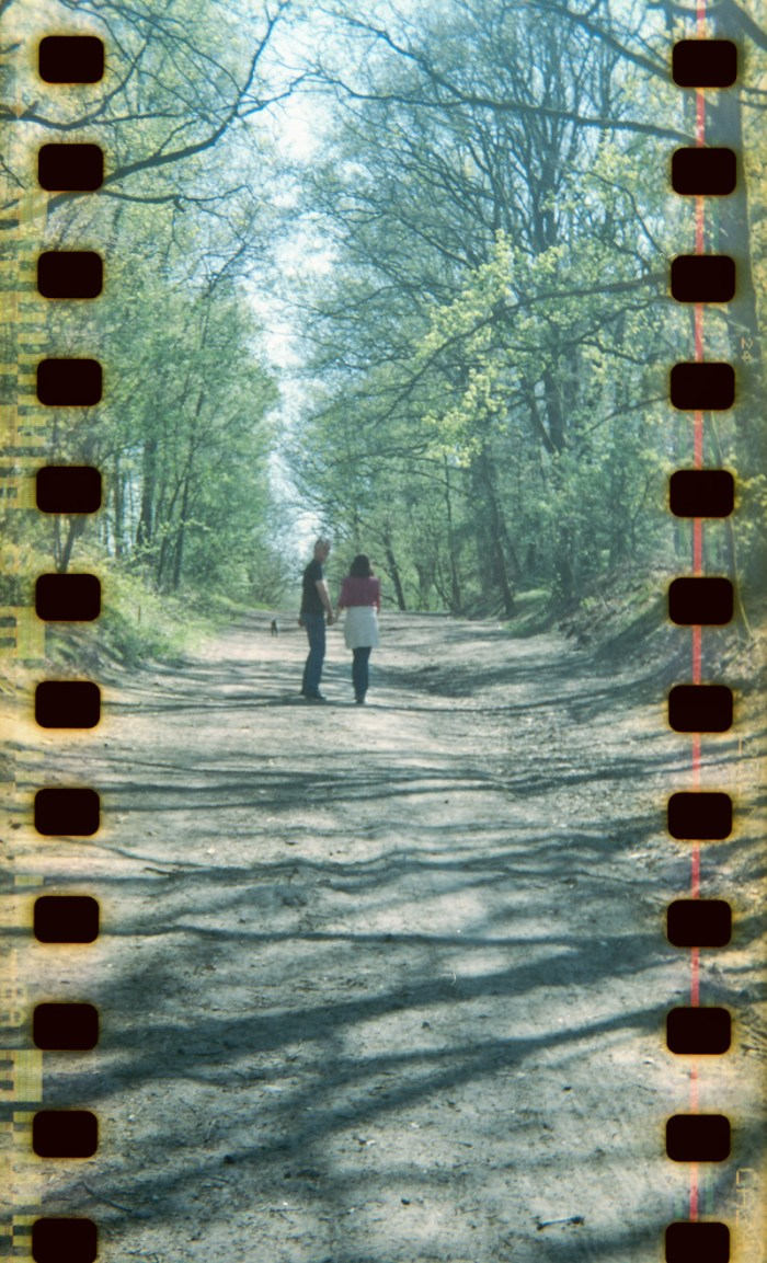 Agfa Isola 1, vistacolor 200, tutorial