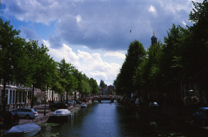 Leiden, Minolta Hi-Matic AF2, Kodak Ultramax 400