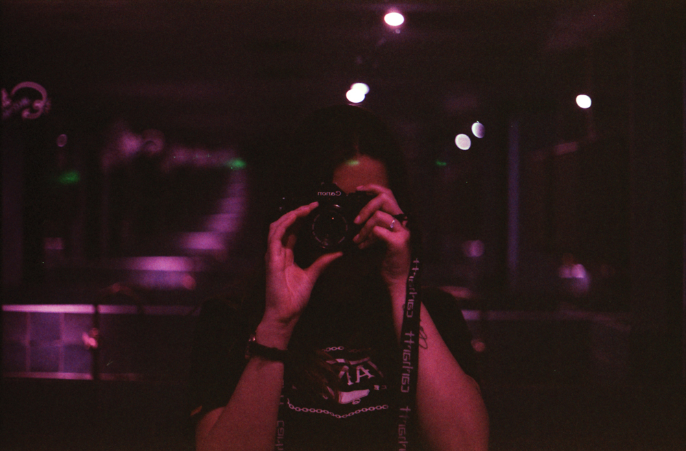Vakantie kiekjes, Utrecht, Canon A1, Lomochrome Purple 2019