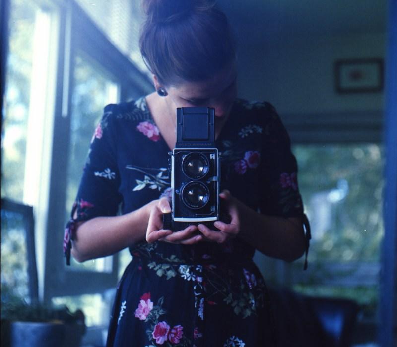 waarom ik analoog fotografeer