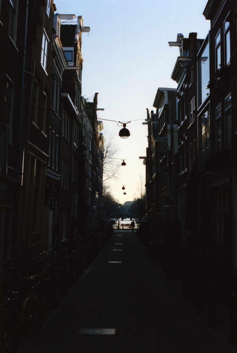 Amsterdamse straatjes