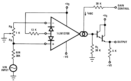 Variable Gain Amplifiers