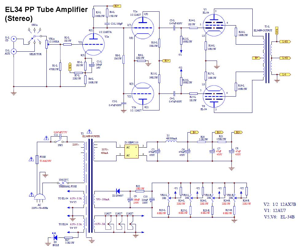 hight resolution of 6n3 preamp schematic diagram wiring diagram for you 6n3 preamp schematic diagram