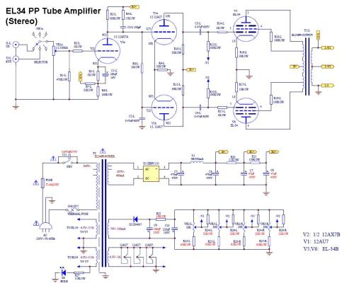 small resolution of 6n3 preamp schematic diagram wiring diagram for you 6n3 preamp schematic diagram