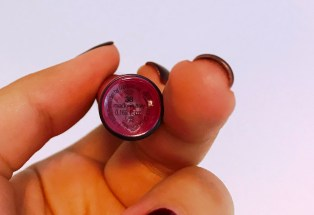Cream lip stain made in Sephora, color