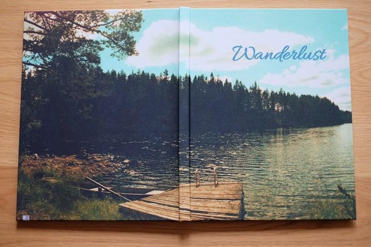 Coveransicht Fotobuch, fotobuch, test, analoge fotografie