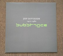 Joy Division Substance - Year of Clean Water