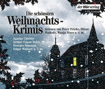 (Rezension) Hörbuch – Die schönsten Weihnachts-Krimis