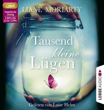 (Rezension) Tausend kleine Lügen von Liane Moriarty gelesen von Luise Helm