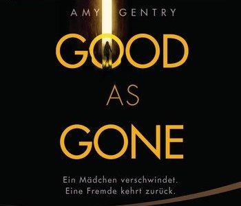 Good as gone Hörbuch