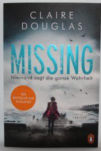 Claire Douglas - Missing