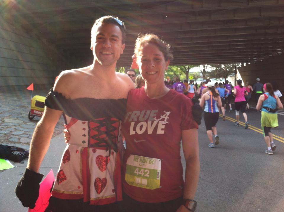 Nike Women's Half Marathon, Costumes & Friendships