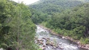 Goshen Falls Overlook
