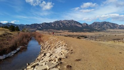 Marshall Mesa Trailhead, Boulder Colorado
