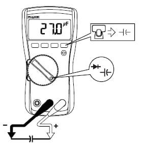 Fluke 117 Digital Multimeter: Electrical parameter
