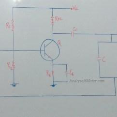 Common Base Configuration Circuit Diagram Single Voice Coil Subwoofer Wiring Hartley Oscillator: Description [guide] – Analyse A Meter