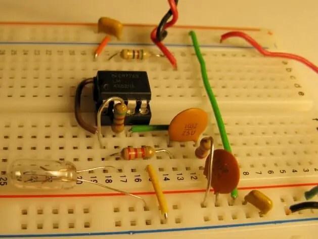 Wien Bridge Oscillator Passives Content From Electronic Design