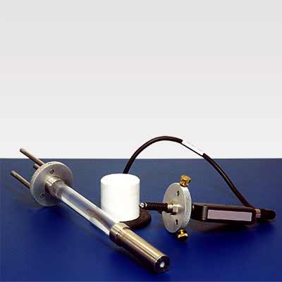 CTE-360 Test Vial Components and Sensor