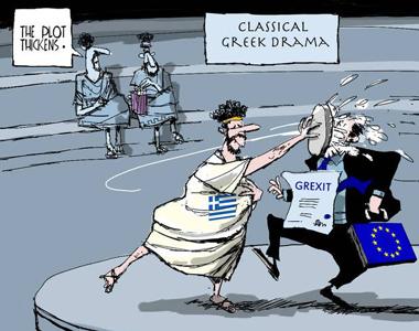 ΕΙΚΟΝΑ---Ελλάδα,-Ευρώπη,-Ευρωζώνη,-Grexit Εξ.